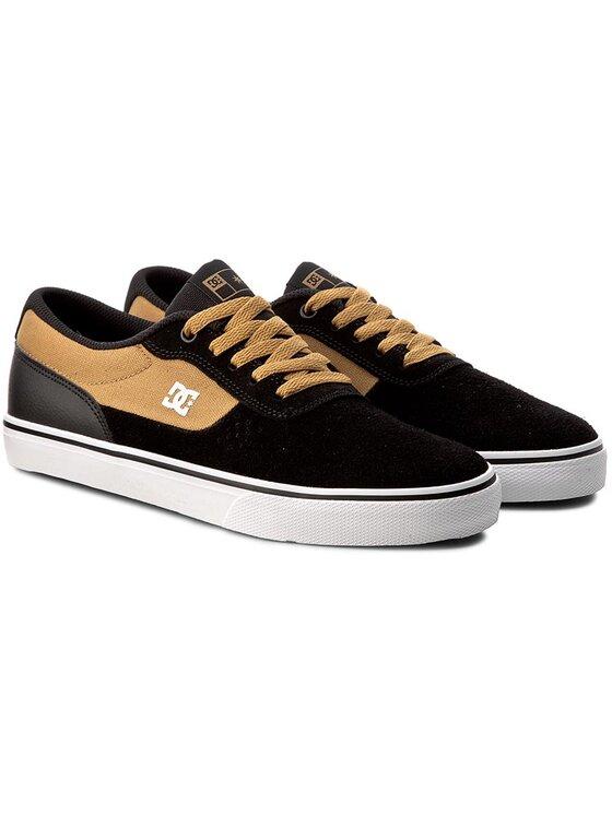 DC DC Πάνινα παπούτσια Switch S ADYS300104 Μαύρο