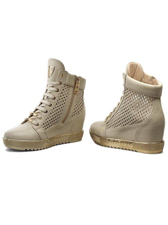 Loriblu Loriblu Sneakersy 6E TT8703 TT Béžová