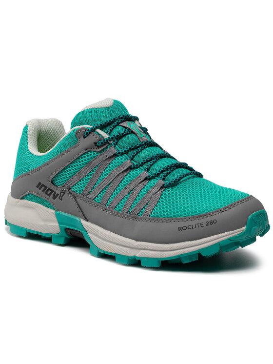 Inov-8 Turistiniai batai Roclite 280 000094-TLGY-M-01 Žalia