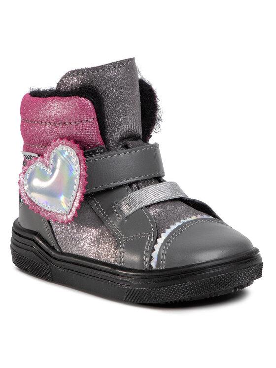 Bartek Auliniai batai 1385-15GW Pilka