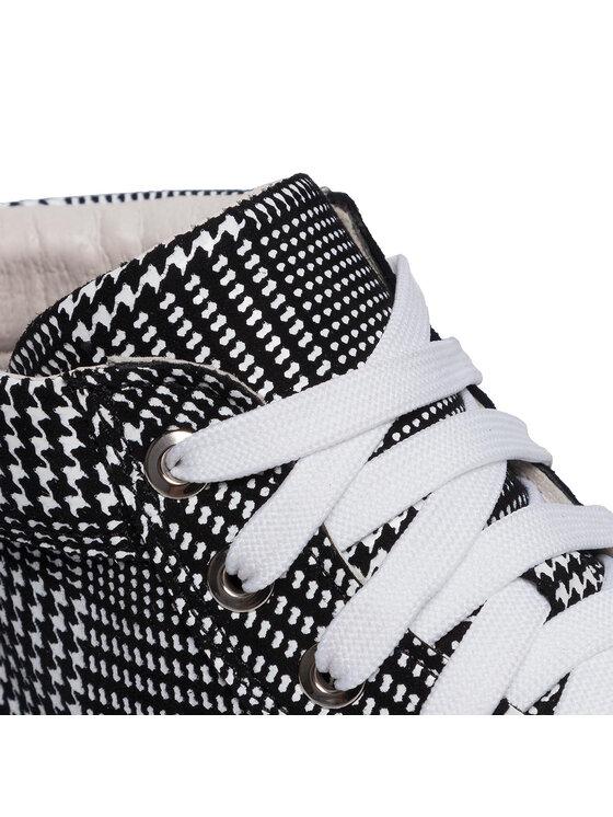 Eva Minge Eva Minge Sneakers EM-08-06-000378 Negru