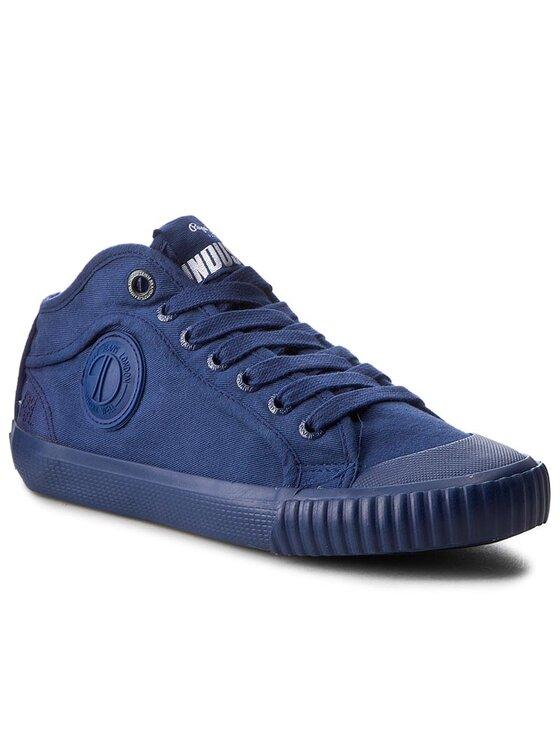 Pepe Jeans Pepe Jeans Scarpe da ginnastica Industry Routes W PLS30522 Blu scuro