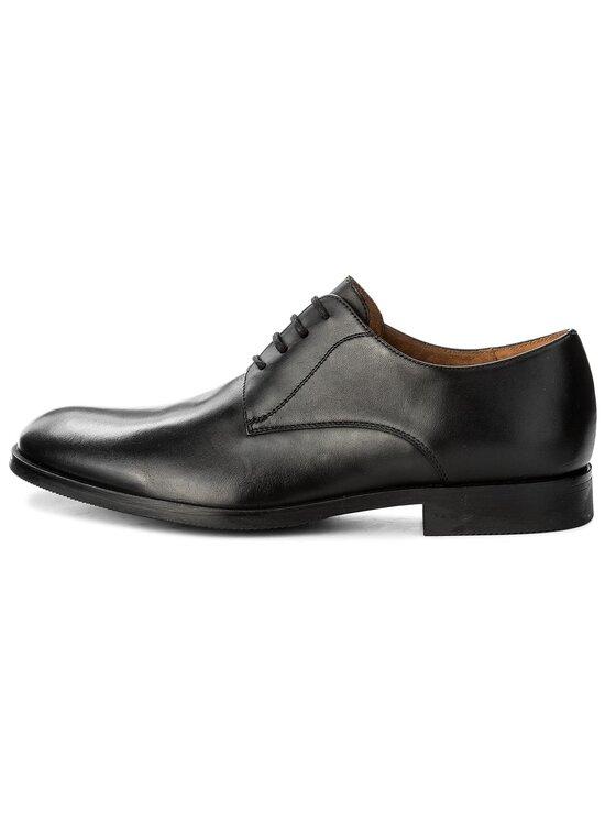 Gino Rossi Gino Rossi Pantofi Andy MPV411-E90-E100-9900-0 Negru