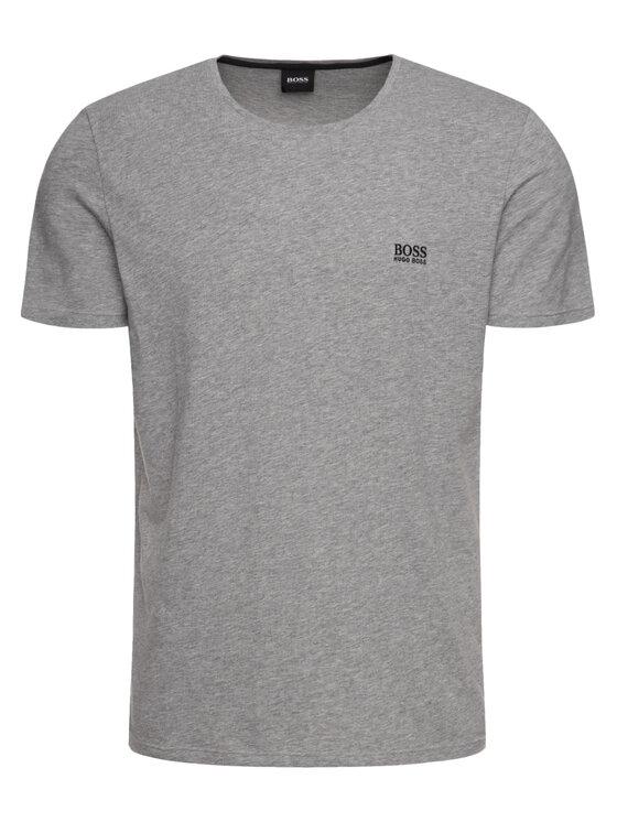 Boss Boss T-Shirt 50379021 Γκρι Regular Fit