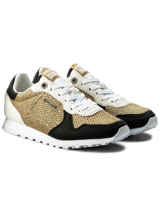 Pepe Jeans Pepe Jeans Sneakers Verona W Mesh PLS30626 Or