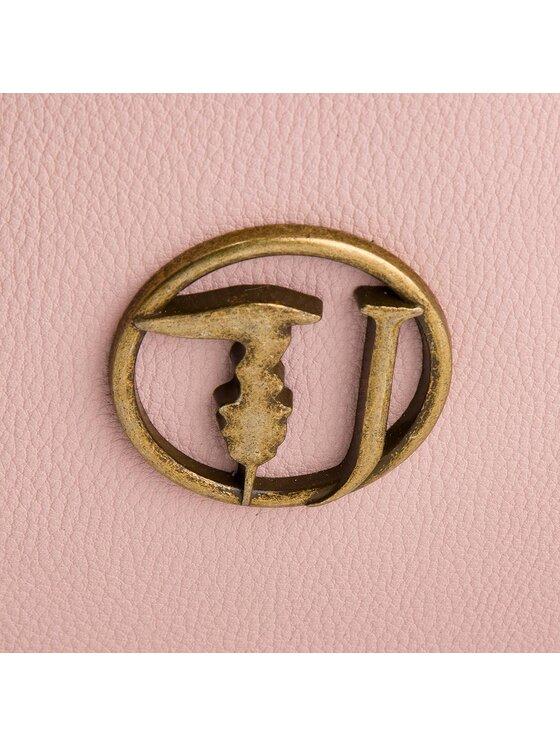 Trussardi Jeans Trussardi Jeans Kabelka Rabarbaro 75B00428 Ružová