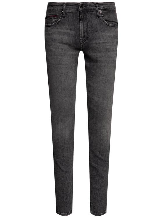 Tommy Jeans Tommy Jeans Jeansy DM0DM06371 Šedá Slim Fit