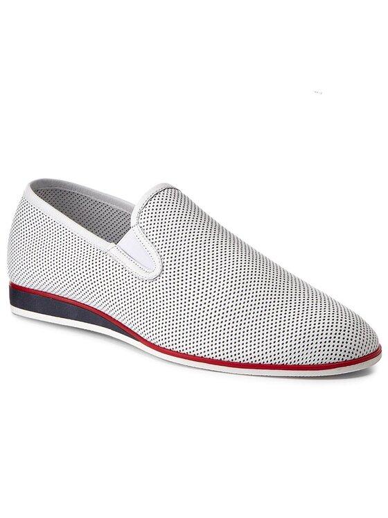 Gino Rossi Gino Rossi Обувки Alan MWV497-155-XB00-1100-0 Бял