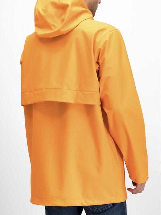 Helly Hansen Helly Hansen Kurtka anorak Moss Rain 53260 Pomarańczowy Regular Fit