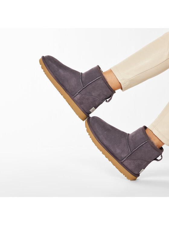 Ugg Ugg Pantofi W Classic Mini II 1016222 Violet