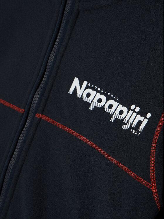 Napapijri Napapijri Polar K Tau Fz NP0A4EPQ M Granatowy Regular Fit