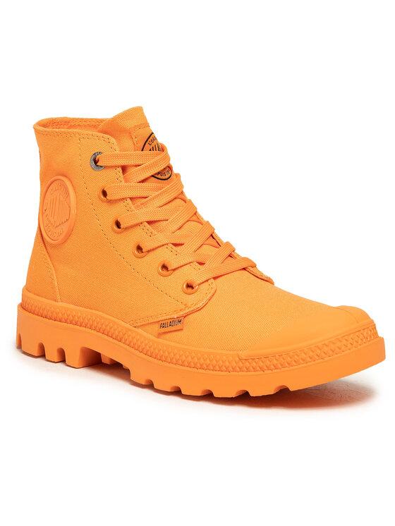 Palladium Žygio batai Mono Chrome 73089-834-M Oranžinė