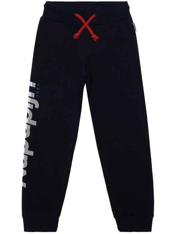 Napapijri Napapijri Spodnie dresowe Maloy NP0A4EQA S Granatowy Regular Fit