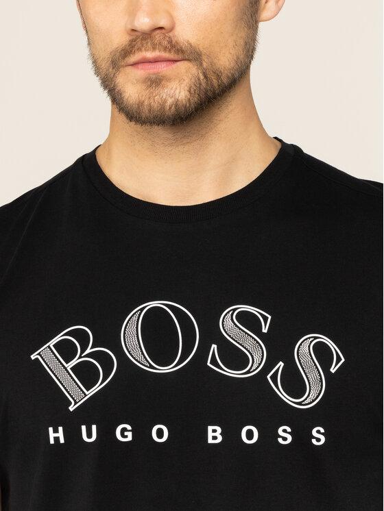 Boss Boss T-shirt Tee 1 50424014 Nero Regular Fit