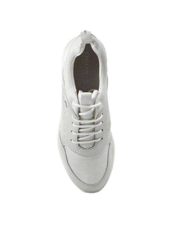 Geox Geox Laisvalaikio batai D Ophira B D621CB 08514 C1352 Balta