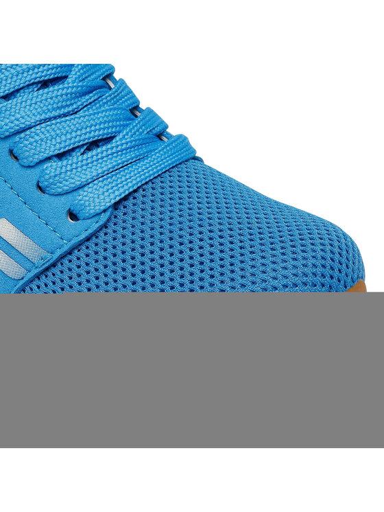 EA7 Emporio Armani EA7 Emporio Armani Sneakersy XSX009 XOT18 N552 Niebieski