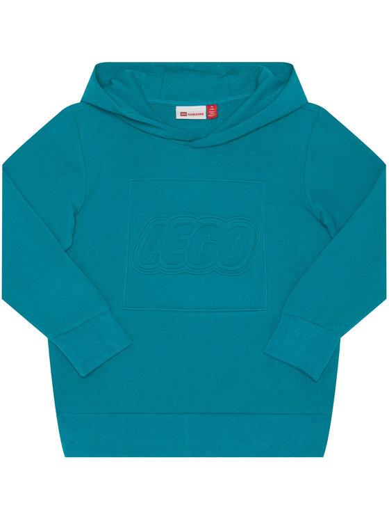 LEGO Wear Džemperis LwSam 605 23028 Mėlyna Regular Fit