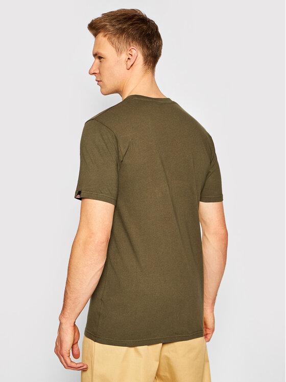 Ellesse Ellesse T-Shirt Prado SHC07405 Zielony Regular Fit