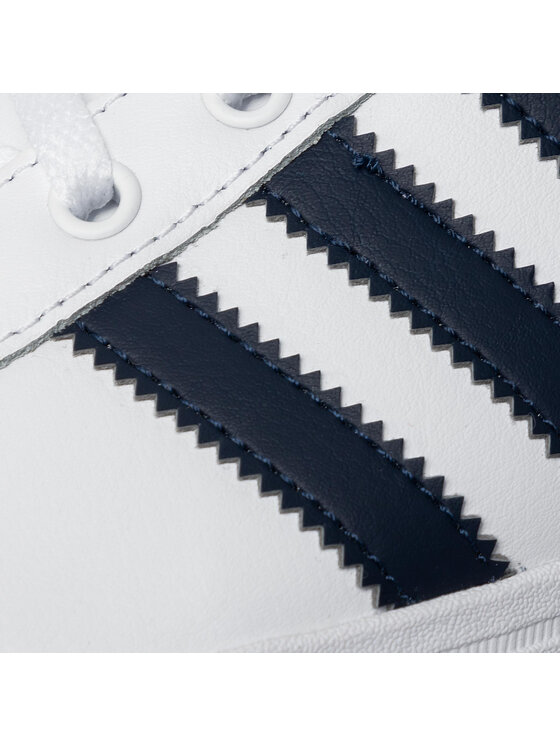 adidas adidas Boty Coast Star J EE7464 Bílá