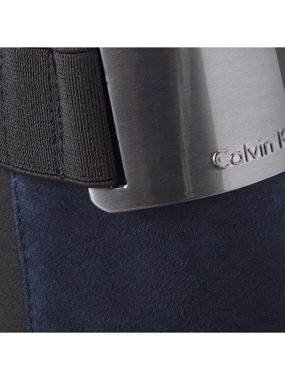 Calvin Klein Calvin Klein Боти Giamelle E3059 Тъмносин