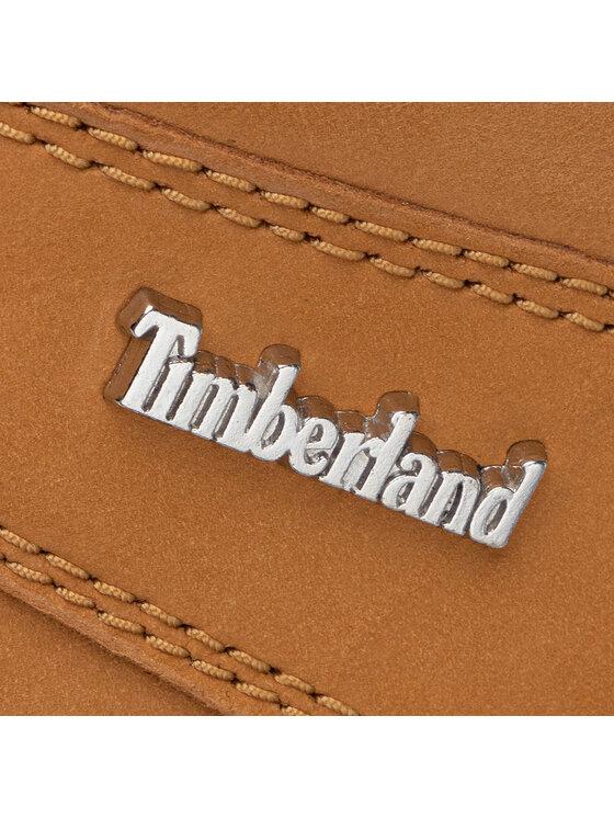 Timberland Timberland Žygio batai Euro Sprint Mid Hiker TB06235B231 Ruda