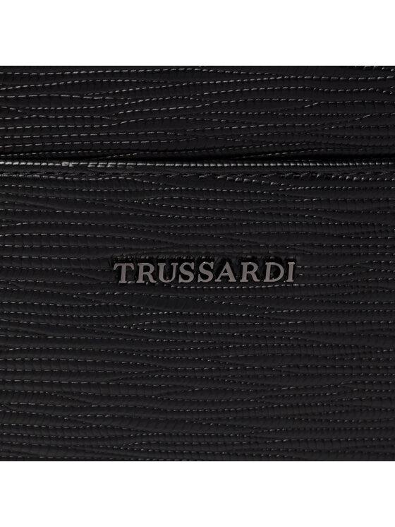 Trussardi Jeans Trussardi Jeans Rucsac Cortina 71B00212 Negru