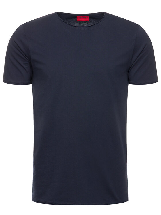 Hugo Hugo Tricou Depusi 50415748 Bleumarin Regular Fit