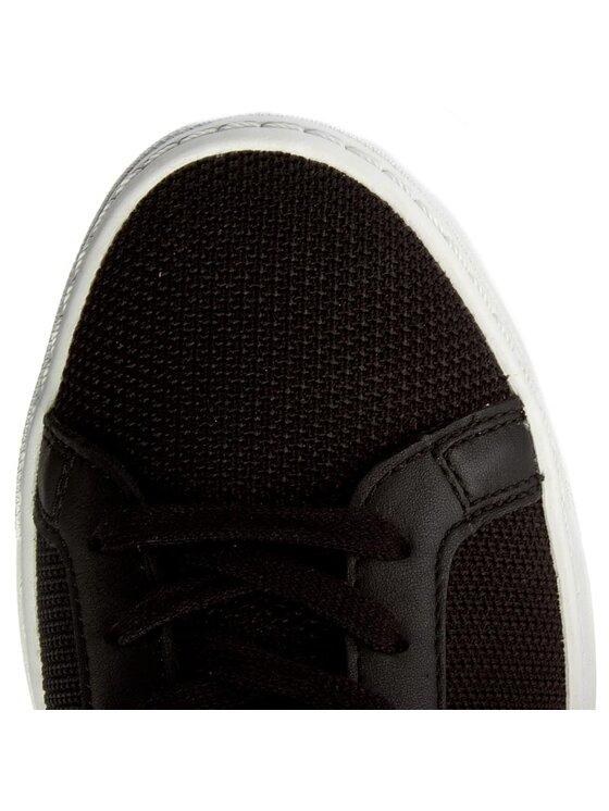 Lacoste Lacoste Sneakersy L.12.12 Bl 2 7-33CAJ1013024 Černá