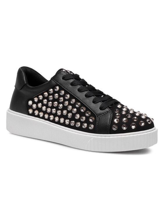 My Twin Laisvalaikio batai Sneaker 202MCP012 Juoda
