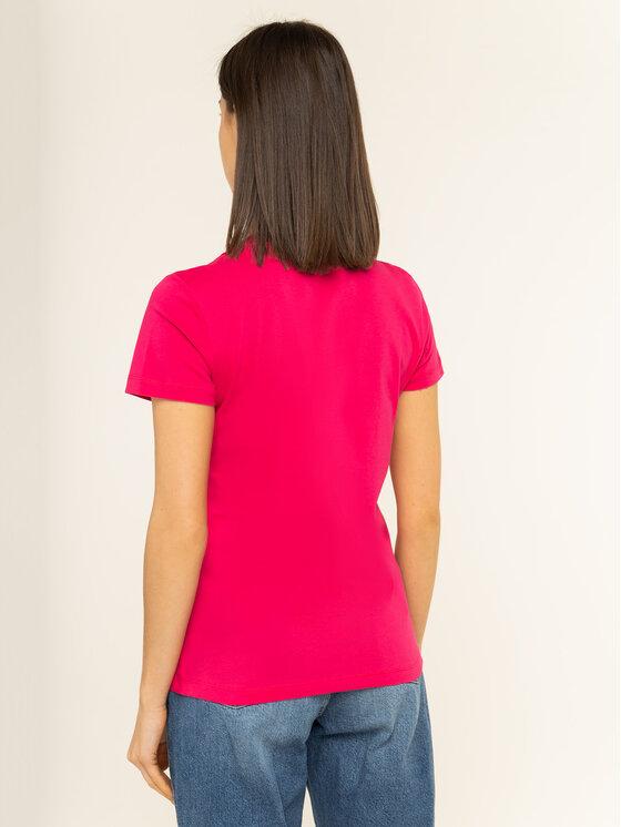 TOMMY HILFIGER TOMMY HILFIGER T-Shirt New WW0WW27735 Ροζ Regular Fit