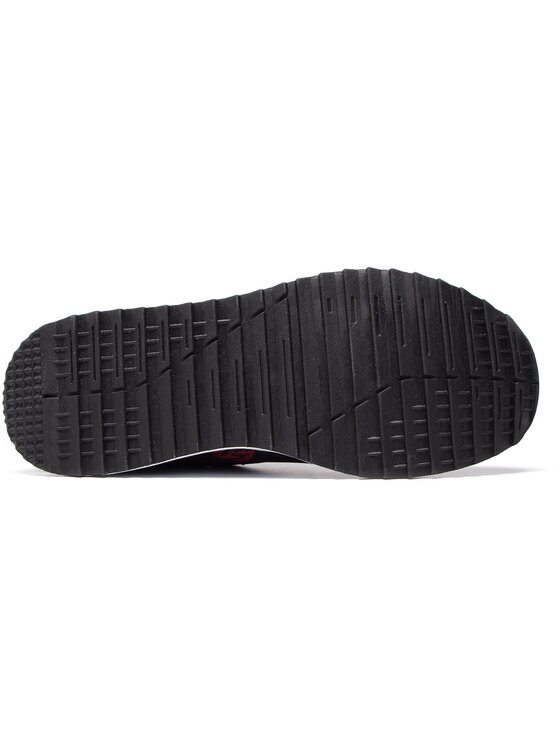 Versace Jeans Versace Jeans Sneakersy E0YTBSG1 Červená
