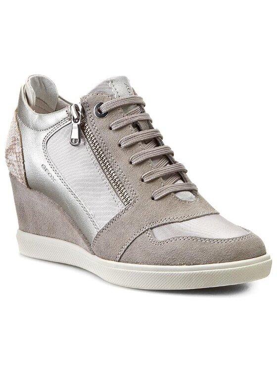 Geox Geox Sneakers D Eleni B D4467B 0AS22 C1010 Grau