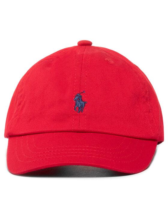 Polo Ralph Lauren Polo Ralph Lauren Cap Clsc Cap 321552489003 Rot