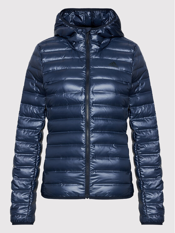 adidas adidas Pernata jakna Varilite DX0779 Tamnoplava Slim Fit