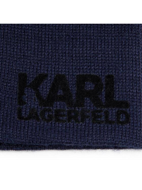 KARL LAGERFELD KARL LAGERFELD Mütze 805601 592324 Dunkelblau