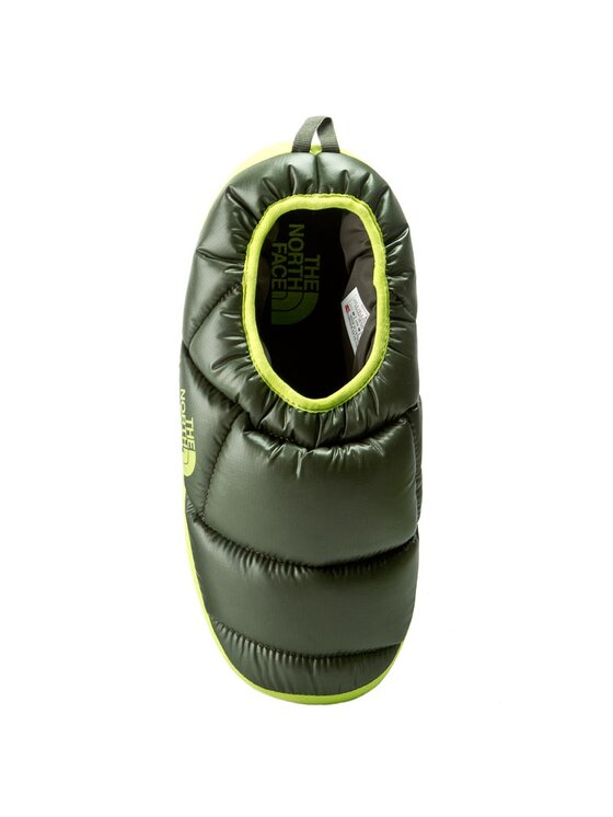 The North Face The North Face Pantofole Nse Tent Mule III T0AWMGNLN Verde