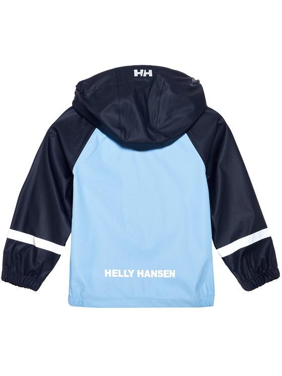 Helly Hansen Helly Hansen Komplet przeciwdeszczowy Bergen 40360 Granatowy Regular Fit