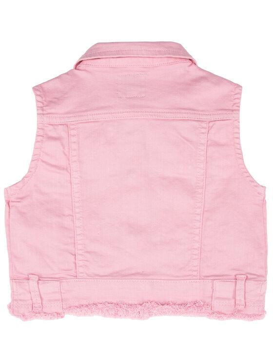 Guess Guess Γιλέκο J02N00 WCTF0 Ροζ Regular Fit
