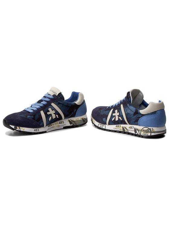 Premiata Premiata Sneakers Lucy 2113 Bleumarin