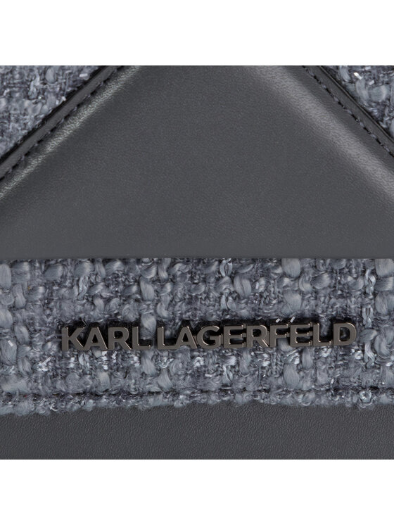 KARL LAGERFELD KARL LAGERFELD Torebka 96KW3017 Szary