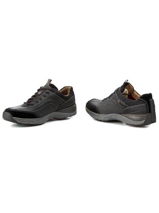 Clarks Clarks Chaussures basses Skyward Vibe 203585567 Noir