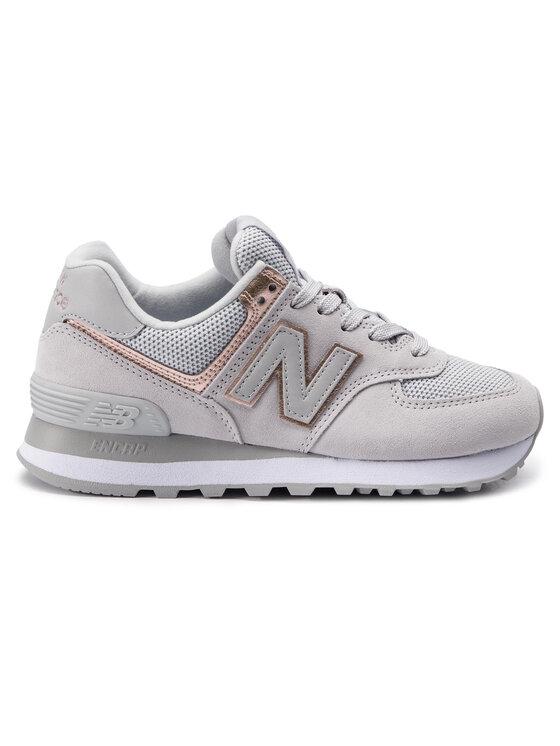 New Balance New Balance Sneakers WL574MEB Grau