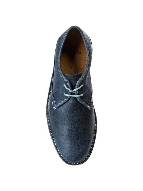 Clarks Clarks Chaussures basses Maxim Flow 203579987 Bleu