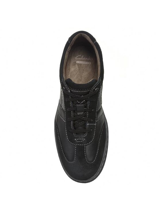 Clarks Clarks Κλειστά παπούτσια Salton Move 261024787 Μαύρο