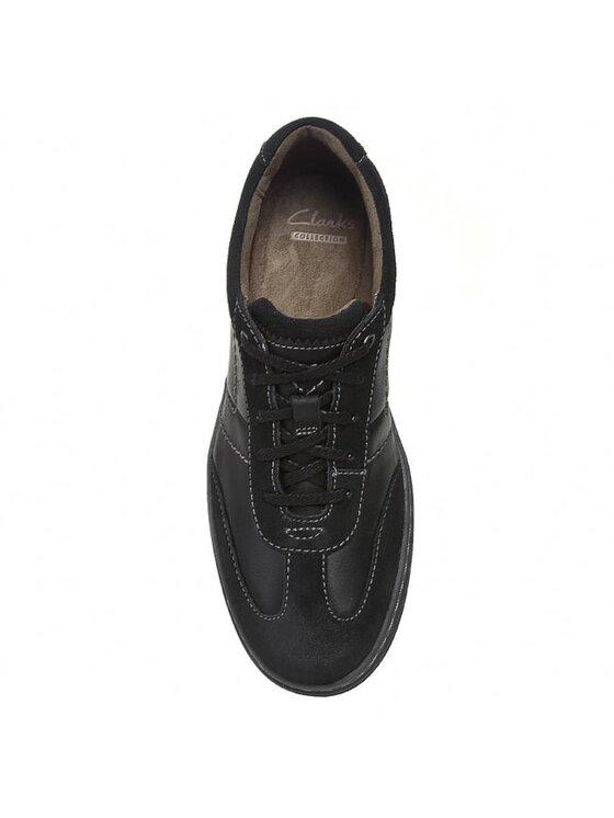 Clarks Clarks Обувки Salton Move 261024787 Черен