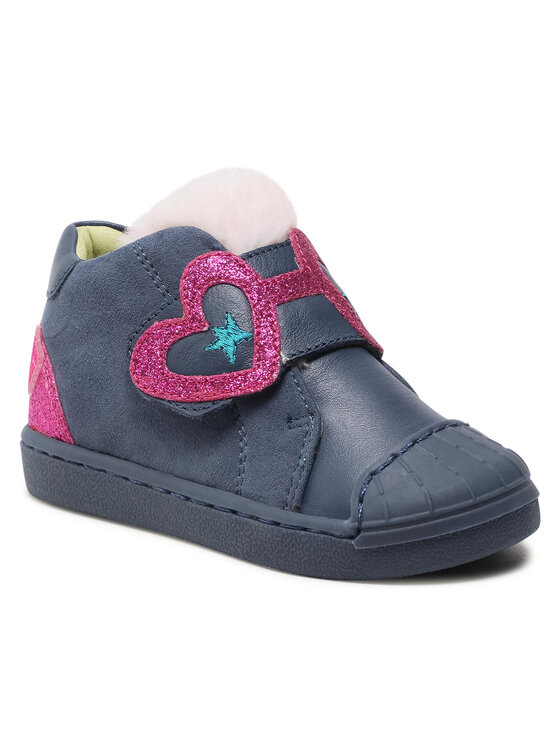 Agatha Ruiz de la Prada Auliniai batai 191911 Tamsiai mėlyna