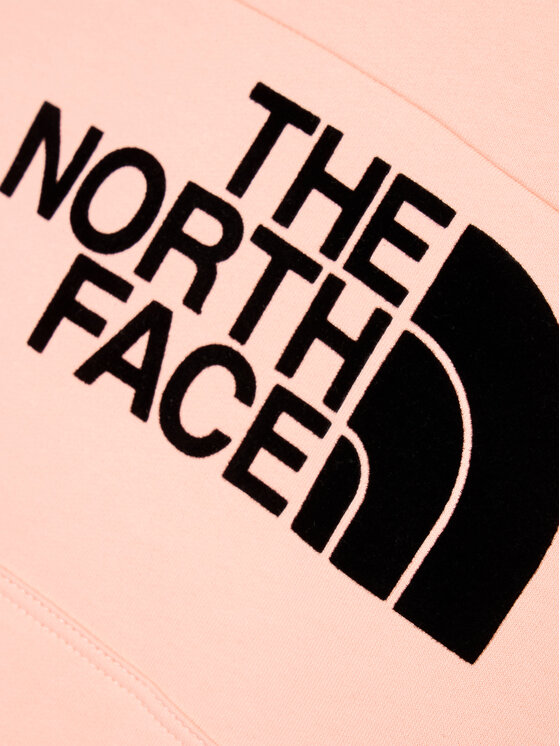 The North Face The North Face Bluza Drew Peak Hoody NF0A492SK471 Różowy Regular Fit