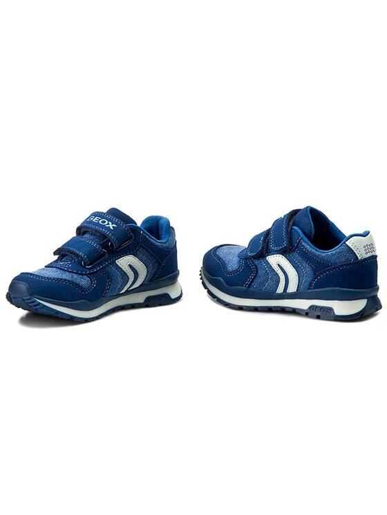 Geox Geox Chaussures basses J Pavel C J6215C 010AF C4011 Bleu