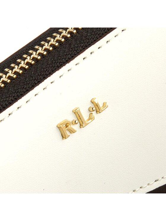 Lauren Ralph Lauren Lauren Ralph Lauren Duży Portfel Damski Zip Wallet N79 L7577 AL715 V0L3M