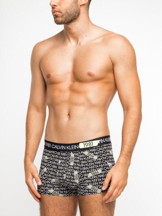 Calvin Klein Calvin Klein Boxerek 000NB2134A Fekete
